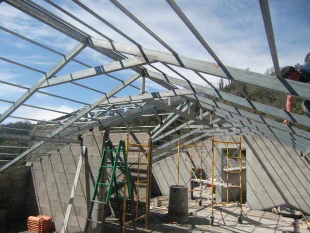 Estruturas Metálica Para Telhados