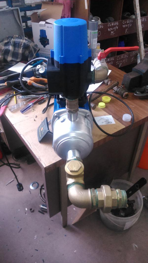 montagem-de-electrobomba