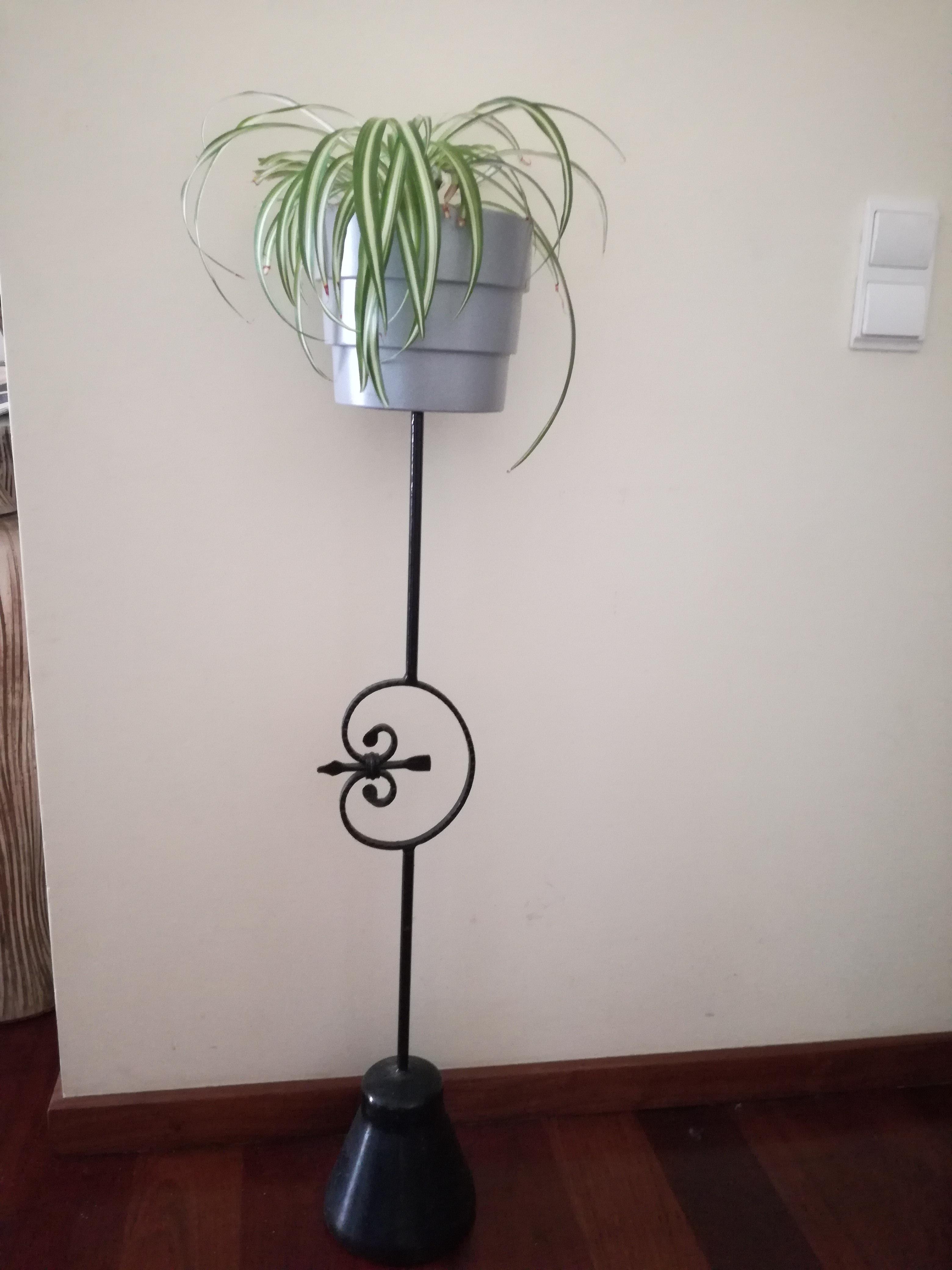 suporte para vaso