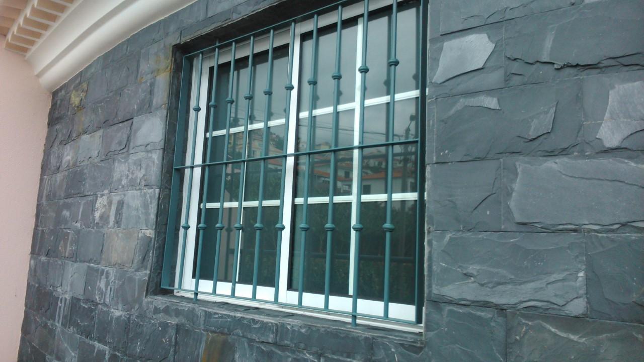 Gradeamento de janela